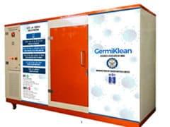 Coronavirus: डीआरडीओ ने पुलिस की चिंता दूर की, वर्दी को संक्रमण मुक्त करने वाली मशीन 'जर्मीक्लीन' बनाई