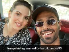 हार्दिक पांड्या ने शेयर की नताशा स्तांकोविक के साथ Photo और Video, बोले- जीवन में खुशियां ही खुशियां..