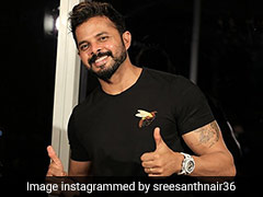 """""""I'm Completely Free"""": S Sreesanth's Spot-Fixing Ban Ends"""