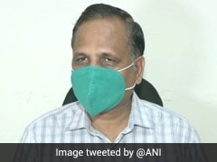 दिल्ली के स्वास्थ्य मंत्री सत्येन्द्र जैन ICU से बाहर आए, तबीयत बेहतर: सूत्र