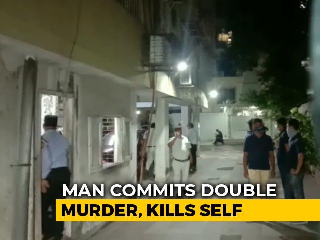 Video : Man Kills Wife, Flies To Kolkata To Kill Her Mother Before Shooting Self