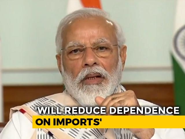 "Video : ""Big Step Taken Today To Make India Self-Reliant In Energy Sector,"" Says PM Modi"