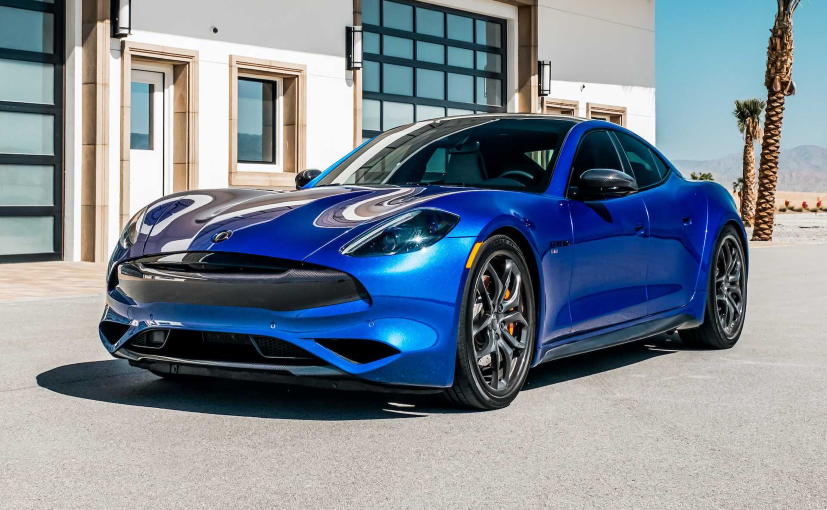 2021 Karma Revero GT Updated With Sports And Performance Packages