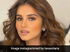 Tara Sutaria's Date Night Look At Home Aces The Glam Game