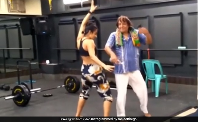 Viral: Nearly 80, Ranjeet Danced To This Sholay Song With Daughter