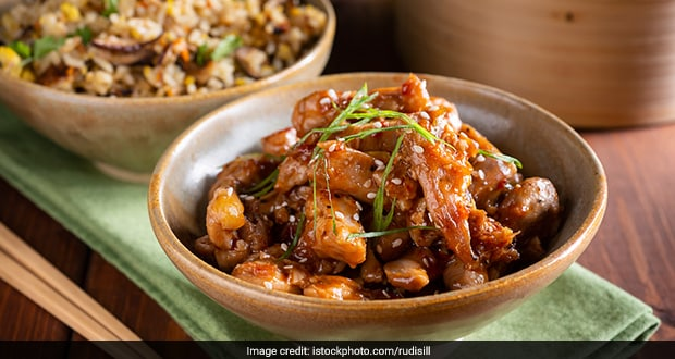 Watch: How To Make Restaurant-Style Kung Pao Chicken At Home