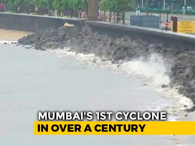 Video : Mumbai Braces For Cyclone, Civic Body's Dos And Don'ts For Residents