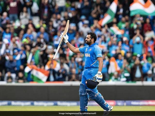 Rohit Sharma Is My Favourite Batsman, Says JP Duminy