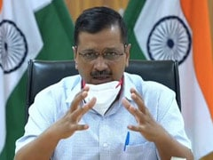 "Arvind Kejriwal Launches ""Delhi Corona"" App For Info On Hospital Beds"
