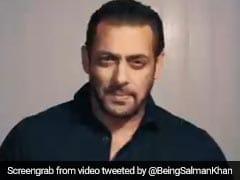 सलमान खान ने सुष्मिता सेन की वेबसीरीज 'आर्या' को लेकर Video किया शेयर, बोले- इसे कहते हैं दबंग...