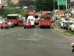 "Traffic Jams In Mumbai As Cops Enforce ""2-km Rule"" In Coronavirus Fight"