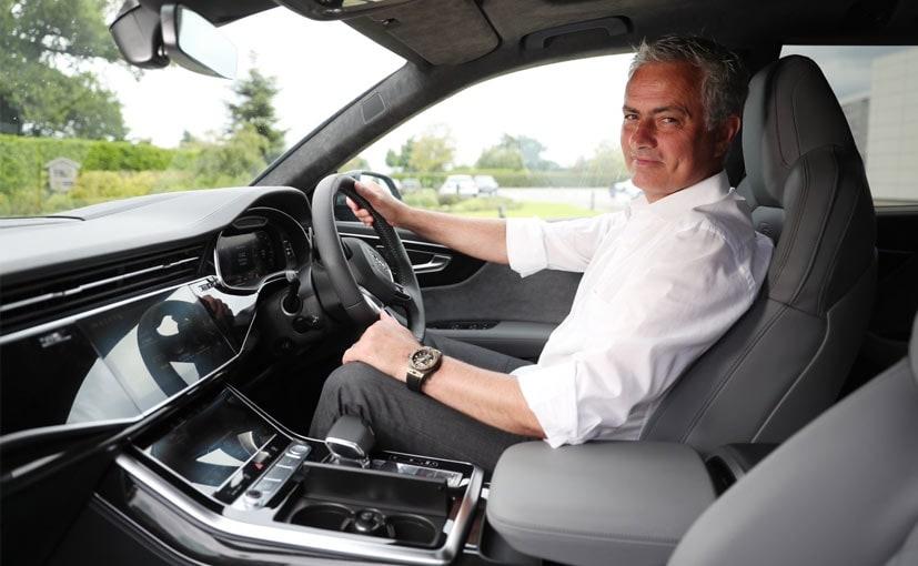 Tottenham Hotspur Manager Jose Mourinho Adds An Audi Q8 To His Garage