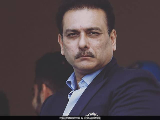 "Ranveer Singh Reacts To Ravi Shastris ""India Blazer"" Photo On Instagram"