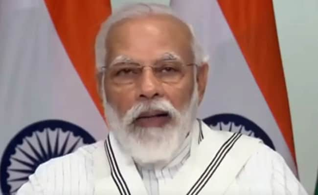 PM Modi Pays Tribute To Kavya Guru Kalidas On His Birth Anniversary