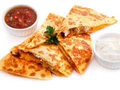 Easy Mexican Recipe: Make Simple Mushroom Quesadillas At Home With Common Kitchen Ingredients