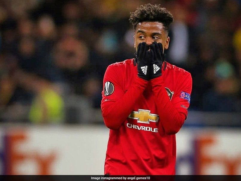 Chelsea Not Interested In Young Midfielder Angel Gomes, Says Frank Lampard