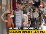 Video : Mumbai Shop Are Open Amid Staff Shortage, Owners Say Hardly Any Customers
