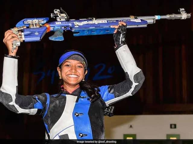 Elavenil Valarivan, Anish Bhanwala Named In 34-Member Shooters Core Group For Tokyo Olympics