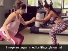 शिल्पा शेट्टी ने बहन शमिता के साथ जिम में यूं की जुगलबंदी, बार-बार देखा जा रहा Video