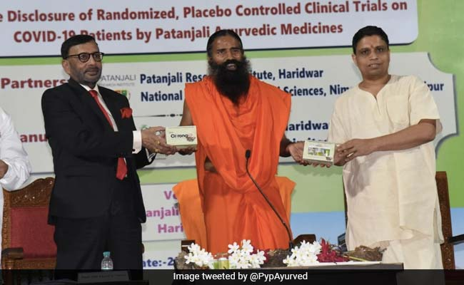 Madras High Court Restraint On Patanjali's Use Of Trademark ''Coronil''