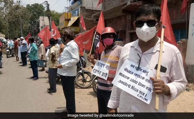 BJP Quarantined Democracy, Mamata Banerjee Sent It To ICU: CPIM