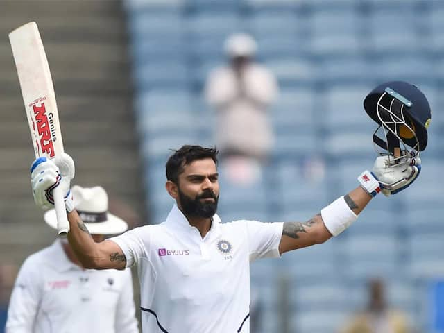 Virat Kohli Made His Test Debut On This Day In 2011
