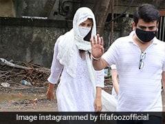Sushant Singh Rajput Demise: कूपर हॉस्पिटल के बाहर नजर आईं एक्टर की कथित गर्लफ्रेंड, देखें Photo और Video