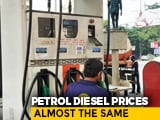 Video : Petrol, Diesel Prices Hiked For 16th Straight Day