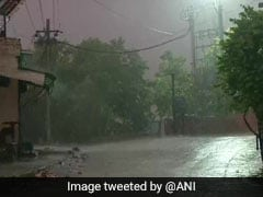 Light Rain In Delhi, More Precipitation Likely Over Next Few Days
