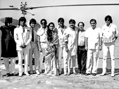 Jeetendra, Mithun Chakraborty And Other Stars In Padmini Kolhapure's Nostalgia-Dipped Pics