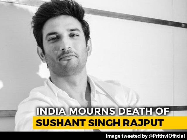 Actor Sushant Singh Rajput, 34, Found Dead at Mumbai Home