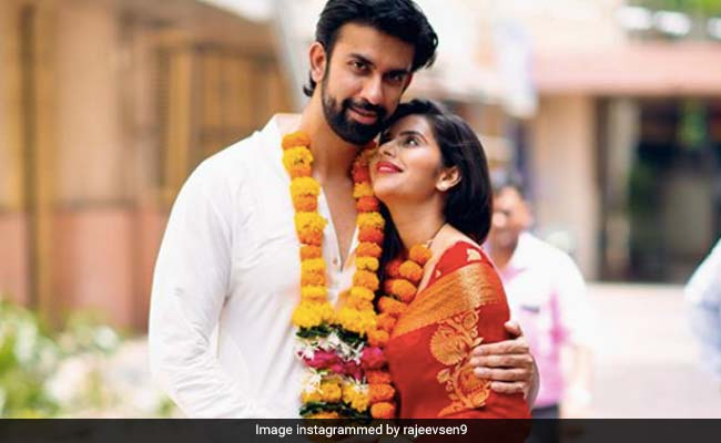 Sushmita Sen's Brother Rajeev On Reports That He And Wife Charu Asopa Are Living Apart