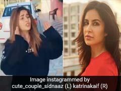 शहनाज गिल ने 'तीस मार खान' फिल्म में कैटरीना कैफ के सीन को किया रिक्रिएट, मजेदार Video हुआ वायरल