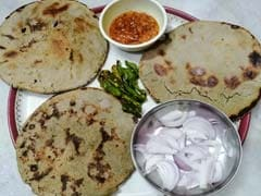 Bajra Roti And Lahsun Ki Chutney: Have You Tried This Hit Rajasthani Breakfast Yet?