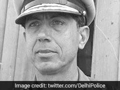 ''Will Miss You, Sir'': Delhi Police Bids Adieu To Its Former Chief Ved Marwah
