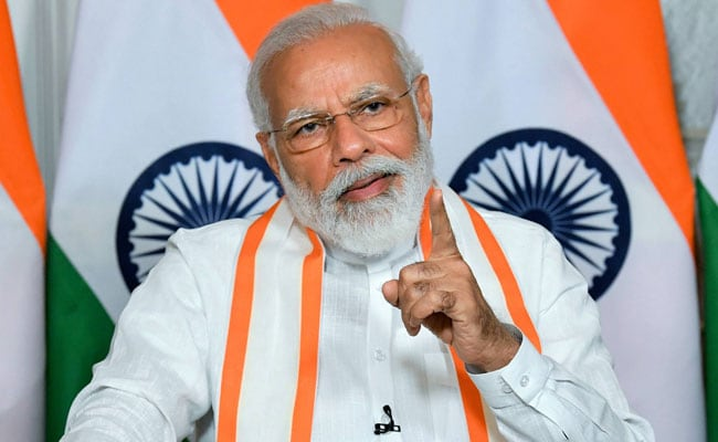 PM Modi's Donations From Savings, Auctions Over Rs 103 Crore: Officials