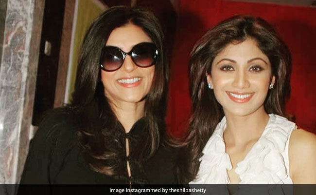 'So Happy To See You Back': Shilpa Shetty's Appreciation Post For Sushmita Sen And Her Comeback Web-Series Aarya