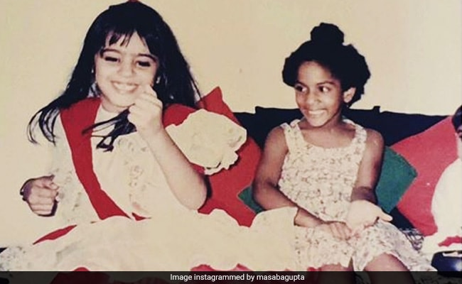 Masaba Gupta Doesn't Want Any Comments On Her Hairstyle In This Throwback Pic