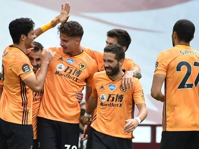 Aston Villa vs Wolves: Wolves Beat Aston Villa 1-0 To Step Up Champions League Qualification