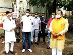 Madhya Pradesh MLA Tests COVID +ve Hours After Rajya Sabha Polls Voting
