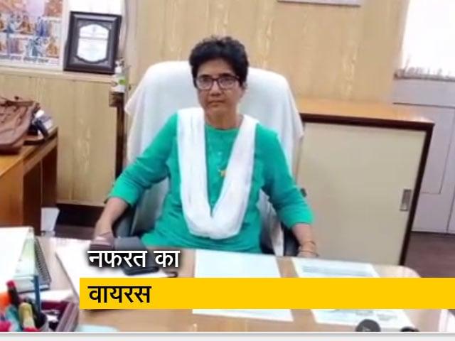 Video : जमातियों पर कानपुर की मेडिकल कॉलेज की प्रिंसिपल के सांप्रदायिक बयान