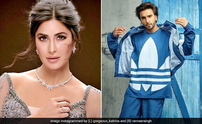 कैटरीना कैफ और रणवीर सिंह के फैन्स के लिए बड़ी खबर, दोनों जल्द स्क्रीन शेयर करते आएंगे नजर!