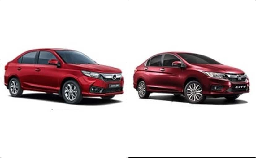 BS6 Car Discounts: Offers Of Upto Rs. 1 Lakh On The Honda City & Amaze In June
