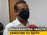 Video : Maharashtra Says No Community Spread Of Virus Amid Concerns In Delhi
