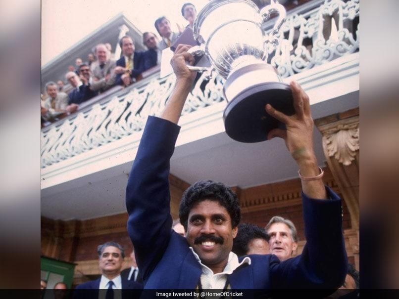 """""""Celebrated Fall Of Each Wicket"""": Sachin Tendulkar Recalls 1983 World Cup Final"""