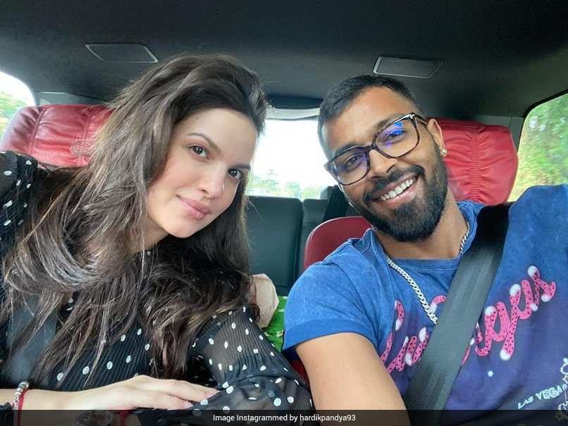 """""""From Where Are You Getting The Glow"""": Hardik Pandya Asks Natasa Stankovic, Gets Cute Reply"""