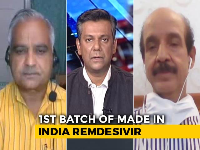 Video: Does Availability Of COVID-19 Drug Remdesivir In India Bring Hope?