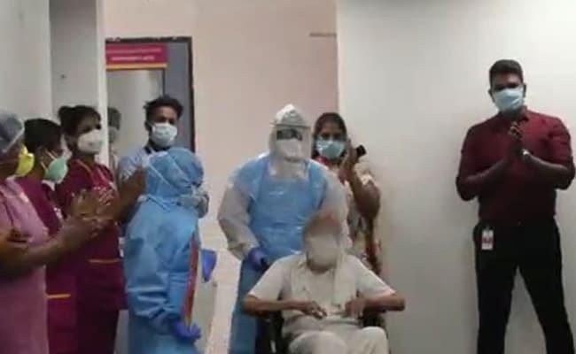 'कोविड जिंदगी का अंत नहीं', तमिलनाडु में 97 साल के बुजुर्ग ने कोरोना वायरस को दी मात