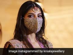 राणा दग्गुबाती और मिहिका बजाज की शादी की तैयारियां हुईं शुरू, मास्क पहने नजर आई दुल्हन- देखें Photos