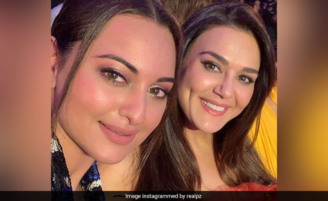 On Sonakshi Sinha's Birthday, Special Greetings From Preity Zinta, Athiya Shetty And Others